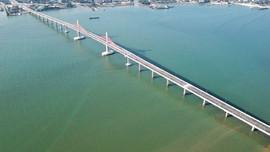 Sẽ chính thức thông xe cầu Cửa Hội vào ngày 14/3