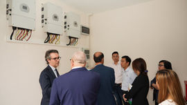 Thụy Điển sẵn sàng hợp tác với Việt Nam phát triển năng lượng sạch