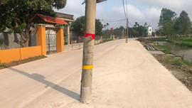 """Ninh Bình: Dự án gần 100 tỷ """"khóc ròng"""" do chậm giải phóng mặt bằng"""