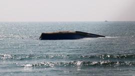 Tổng Cục môi trường giám sát chặt chẽ sự cố tàu Bạch Đằng bị nạn trên biển Mũi Né