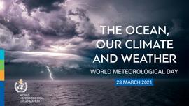 Ngày Khí tượng thế giới 23/3: Kết nối đại dương, khí hậu và thời tiết