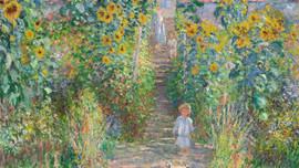 """""""Lặng yên rực rỡ"""" – Triển lãm số về Claude Monet và Pierre Bonnard"""