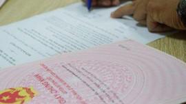 Thủ tục đổi tên hộ gia đình thành tên cá nhân trên sổ đỏ