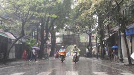 Thời tiết ngày 17/3, miền Bắc có mưa phùn