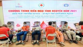 Công ty Điện lực Phú Thọ tham gia hiến máu tình nguyện