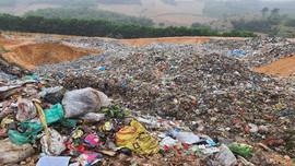 """Thanh Hóa: Bãi rác """"treo đầu dân"""""""