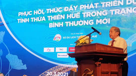 Phục hồi, thúc đẩy phát triển du lịch Thừa Thiên Huế trong trạng thái bình thường mới