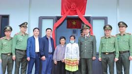 Thanh Hóa: Bàn giao nhà mẫu trong đề án xây 600 căn nhà cho các hộ khó khăn ở huyện Mường Lát