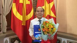 Bổ nhiệm ông Trần Văn Bảy giữ chức vụ Phó Giám đốc Sở TN&MT TP.HCM