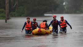 Australia sơ tán hàng nghìn người do lũ lụt nghiêm trọng