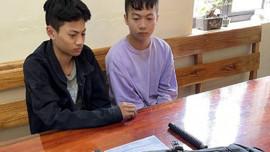 Bắt giữ 2 đối tượng cướp tài sản để lấy tiền trả nợ chơi xèng ở Sơn La