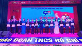 5 tập thể, cá nhân của Đoàn Thanh niên Tập đoàn Dầu khí Quốc gia Việt Nam được tuyên dương