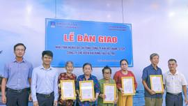 KVT trao tặng nhà tình nghĩa tại huyện Xuyên Mộc, tỉnh BR-VT