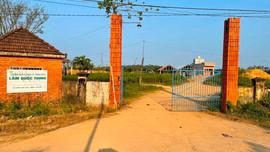 Quảng Nam: Công ty Lâm Quốc Thịnh thi công không đúng giấy phép xây dựng, xã Tam Phước đề nghị xử lý nghiêm
