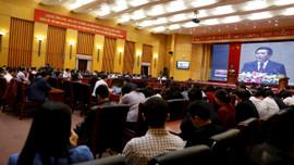 Đảng ủy Bộ TN&MT tổ chức Hội nghị nghiên cứu, học tập Nghị quyết Đại hội XIII của Đảng tại 33 điểm cầu trực tuyến