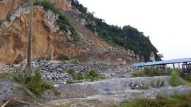 Thanh Hóa: Tai nạn ở mỏ đá Công ty Sinh Vượng, một công nhân tử vong