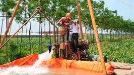 Ninh Bình: Tăng cường quản lý nước dưới đất