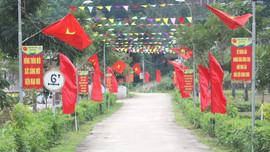 Huyện Vũ Quang (Hà Tĩnh) được công nhận đạt chuẩn nông thôn mới