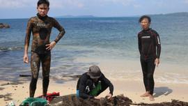 """Bài dự thi """"Cùng giữ màu xanh của biển"""": Những chiến binh của biển"""