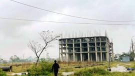 Sai phạm về huy động vốn, thi công ì ạch tại dự án nhà thu nhập thấp ở Quảng Nam
