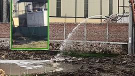 Hải Dương: Doanh nghiệp nào ở Cụm công nghiệp Ba Hàng xả thải gây ô nhiễm?
