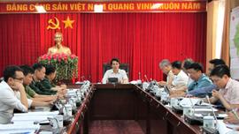 Lai Châu: Cần rà soát kỹ nhu cầu sử dụng đất