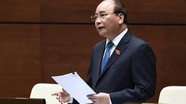 Đề cử đồng chí Nguyễn Xuân Phúc để Quốc hội bầu giữ chức vụ Chủ tịch nước