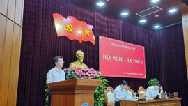 Hội nghị Thành ủy Đà Nẵng lần thứ 3: Tập trung ổn định sản xuất, kinh doanh, phát triển kinh tế