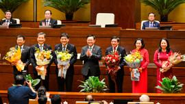 Quốc hội thông qua Nghị quyết bầu một số Ủy viên Ủy ban Thường vụ Quốc hội