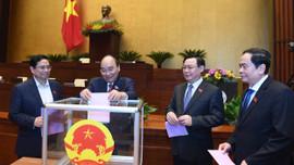 Quốc hội miễn nhiệm Phó Chủ tịch nước, Ủy viên UBTVQH, Tổng Thư ký Quốc hội, Tổng Kiểm toán nhà nước