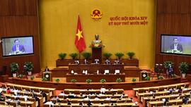 Thủ tướng Phạm Minh Chính trình danh sách kiện toàn 2 Phó Thủ tướng, 12 thành viên Chính phủ