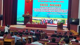 Lai Châu phấn đấu trở thành vùng sản xuất hàng hóa tập trung