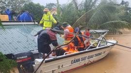 Quảng Bình: Chủ động phòng, chống mưa lũ, tìm kiếm cứu nạn