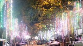 Lào Cai: Nhiều bất cập trong trang trí đèn điện chiếu sáng đô thị