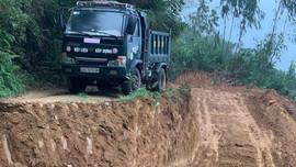 Đại Từ - Thái Nguyên: Dân kêu cứu vì bị thu hồi hết đường vào đồi rừng