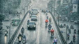 Dự báo thời tiết 9/4: Bắc Bộ và Bắc Trung Bộ có mưa rào và dông