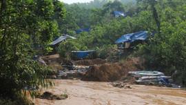 Quảng Nam: Đột kích mỏ vàng Bồng Miêu, đẩy đuổi hơn 100 phu vàng