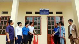 Khánh thành 10 công trình Trường đẹp cho em tại Sơn La