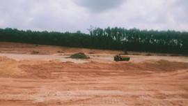 Quảng Nam: DNTN Minh Thy vẫn khai thác, vận chuyển đất san lấp bất chấp giấy phép hết hiệu lực