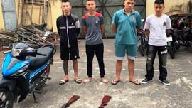 Thanh Hóa: Bắt nhóm đối tượng bắn vào nhà dân vì mâu thuẫn trong đấu giá đất
