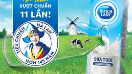 Nỗ lực thăng hạng của thương hiệu sữa có lịch sử 150 năm