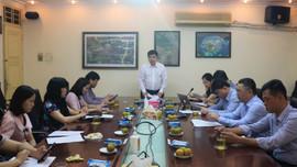 Cục Viễn thám quốc gia triển khai nhiệm vụ Trưởng Khối thi đua số IV năm 2021