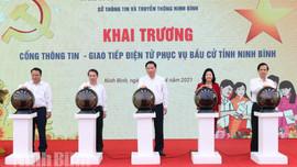 Khai mạc Ngày sách Việt Nam tỉnh Ninh Bình lần thứ 8