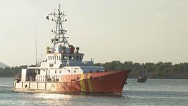 Kịp thời cứu nạn 6 thuyền viên trên tàu cá bị nạn trên biển