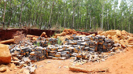 Gia Lai: Xử phạt hơn 254 triệu đồng khai thác khoáng sản trái phép