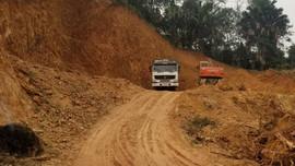 """Thái Nguyên: Quyết liệt ngăn chặn """"đất tặc"""""""