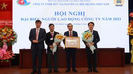 Công ty TN&MT Miền Nam: Tập trung nâng cao năng suất lao động, tăng thu nhập người lao động