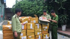 Hà Nội: Phát hiện gần 14.000 lọ tinh dầu thuốc lá điện tử