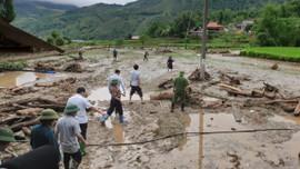 Yêu cầu thực hiện nghiêm Công điện của Thủ tướng Chính phủ về ứng phó mưa lũ