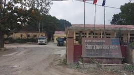 Cao Lộc – Lạng Sơn: Dân khốn khổ vì mỏ đá Hồng Phong
